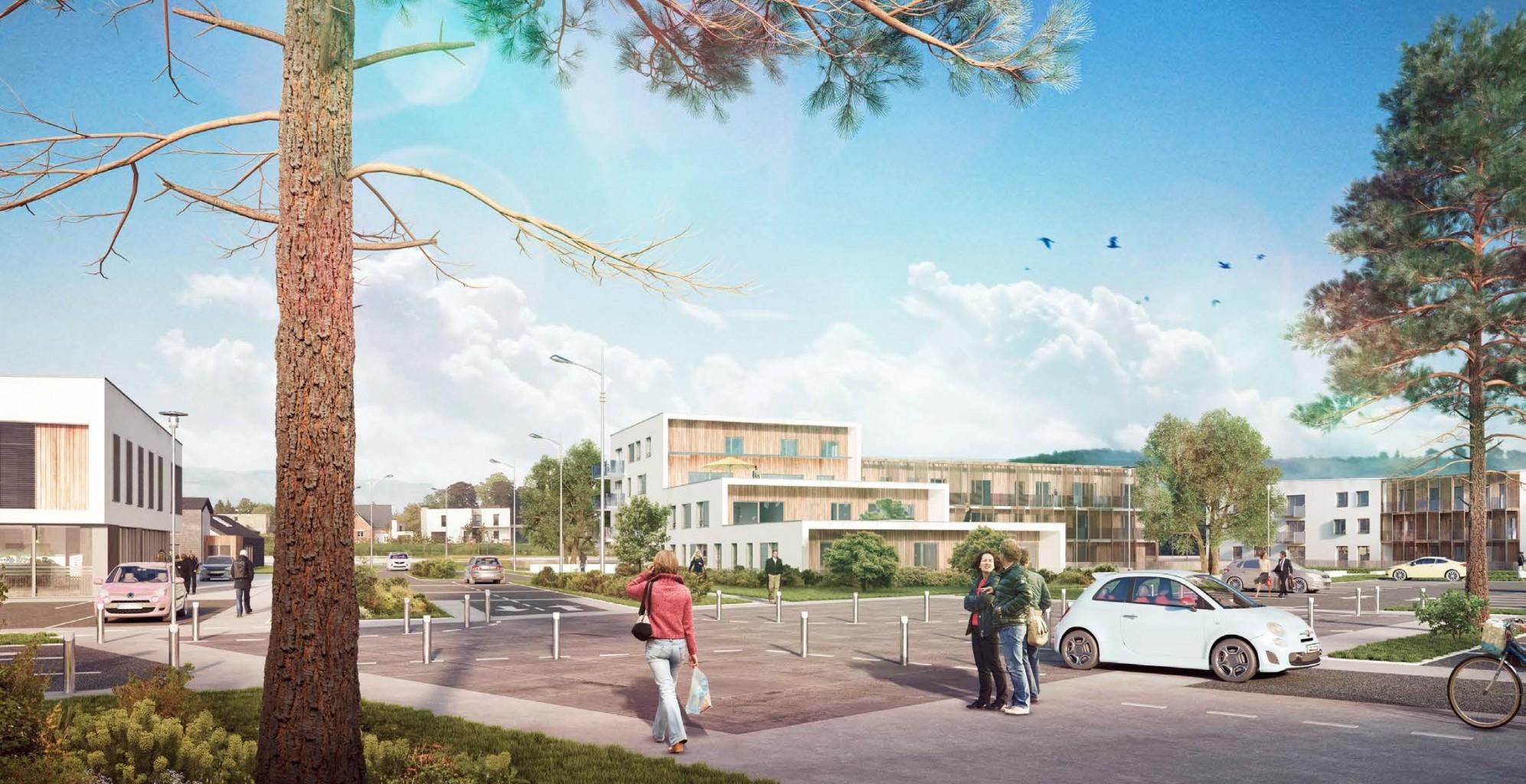 Plus Immo Programmes immobiliersà Bois Guillaume, Haute Normandie