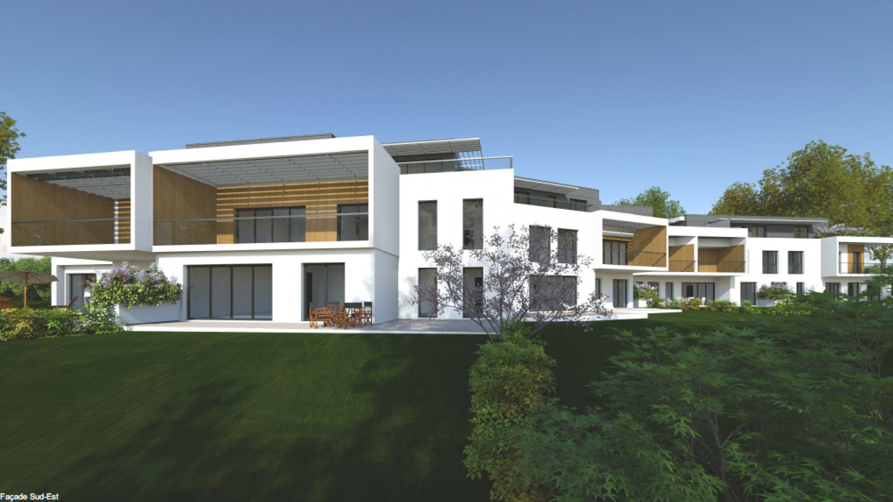 Plus immo programmes immobiliers mont saint aignan for Immobilier neuf