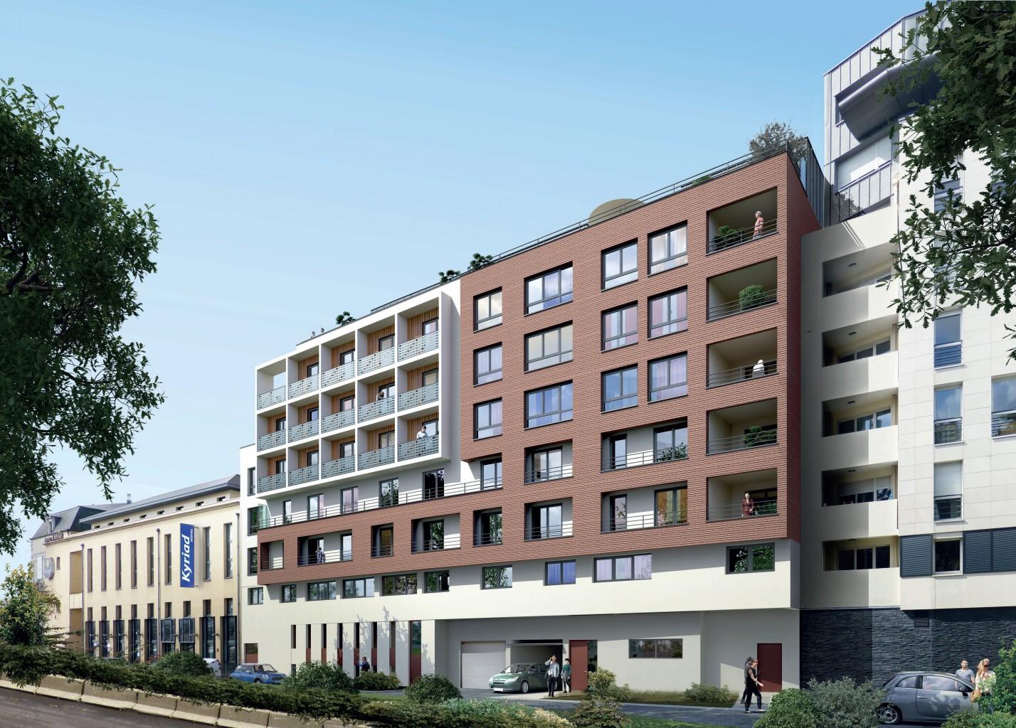 Plus immo programmes immobiliers rouen haute normandie for Immobilier du neuf