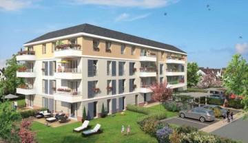 Plus immo programmes immobiliers neufs en haute normandie - Normandie garage st pierre les elbeuf ...