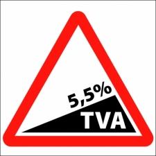 TVA 5.5% logement