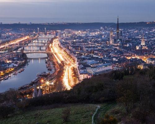 Programme immobilier neuf à Rouen
