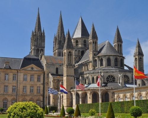 Immobilier neuf Caen